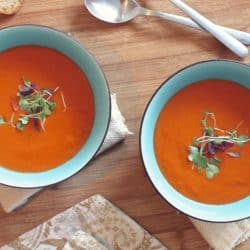 Anti-Inflammatory Carrot Ginger Soup Recipe 6