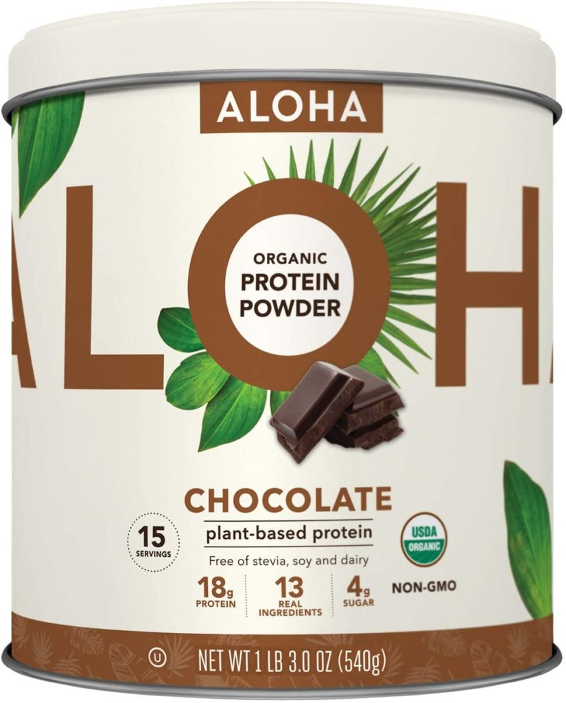 10 Best Vegan Protein Powders in 2020 (Plant-Based Protein Powders) 17