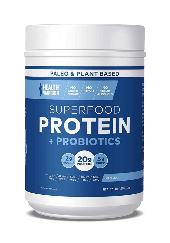 10 Best Vegan Protein Powders in 2020 (Plant-Based Protein Powders) 23
