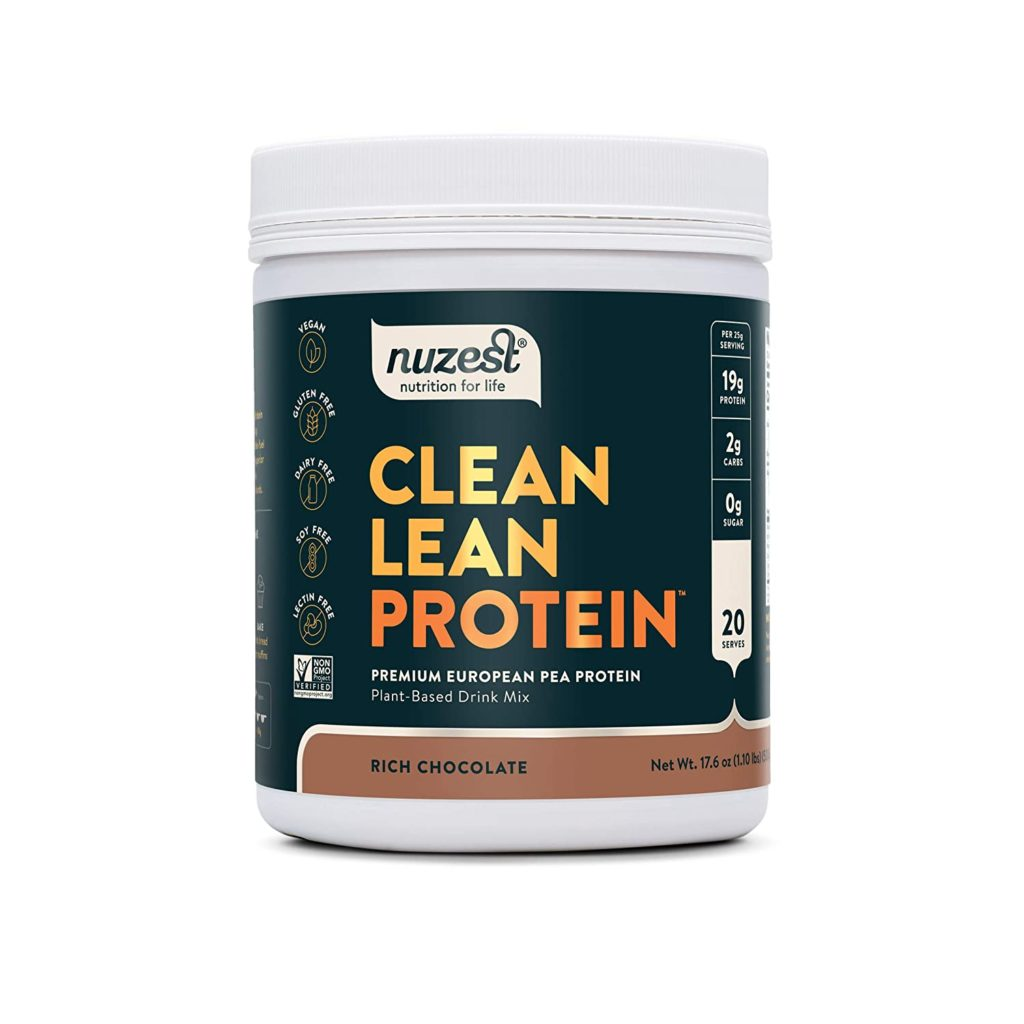 10 Best Vegan Protein Powders in 2020 (Plant-Based Protein Powders) 14