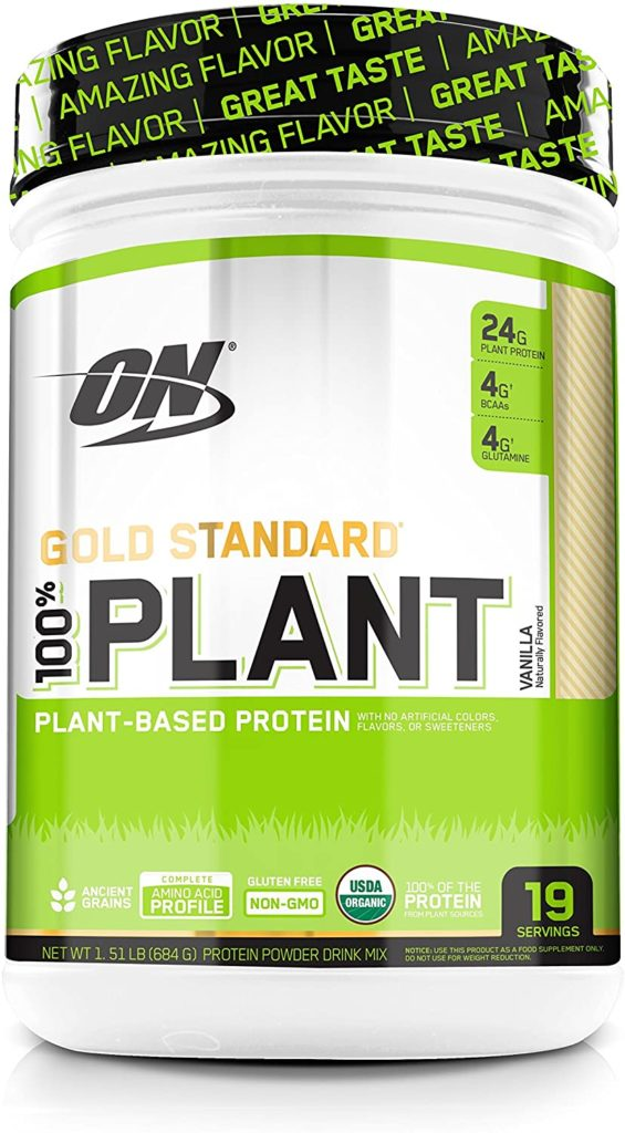 10 Best Vegan Protein Powders in 2020 (Plant-Based Protein Powders) 20